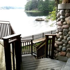 Stoney Lake / Ontario / Peterborough / The Irwin Inn Peterborough Ontario, Private Pool, Small Towns, Garden Bridge, Hotel Offers, Dream Big, Beautiful Places, Places To Visit, Canada