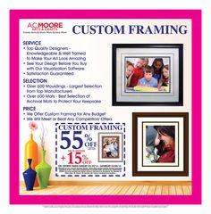 Ac Moore Custom Frames   RevolutionHR