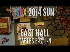 Small Press Expo 2014 (part 2 of 2)