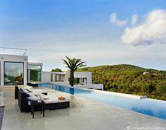 Cala Jondal Villa Ibiza Modern Luxury Holiday Rent Buy Real Estate Lifestyle www.bookmylifestyle.com