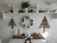 My Christmas  #art #wood #christmas