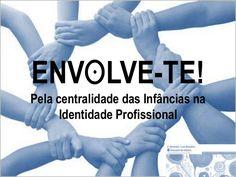 Comunicação apresentada no II Simpósio Luso-Brasileiro de Educação de infância, Braga, Julho de 2016