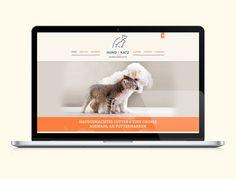 Website, Dog & Katz, Lübeck