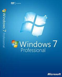 Windows 7 Professional ISO Download 32 bit 64 bit (x86 x64)