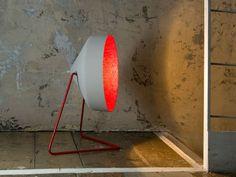 Lampadaire en résine CYRCUS F CEMENTO by In-es.artdesign