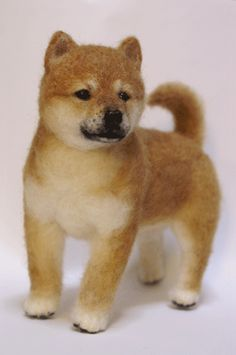 Felted Dog ...........click here to find out more http://googydog.com