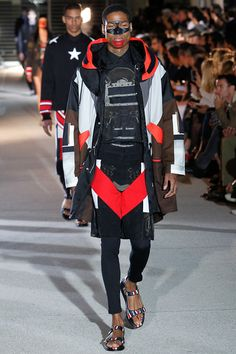 Show Review: Givenchy Menswear Spring 2014 - The Fashion Bomb Blog : Celebrity Fashion, Fashion News, What To Wear, Runway Show Reviews