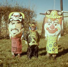 Vintage Halloween via rustyn flickr.com