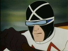 Speed Racer - Racer X(Secrets of The Masked Racer) (He's your brother, Dumb A@$!)