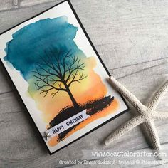 Global Design Project #67 Trees | Coastal Crafter