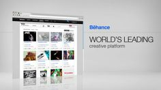 Nice demo video example - Behance ProSite on Vimeo