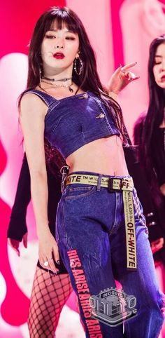 New Fashion Girl Wallpaper Ideas Kpop Fashion, New Fashion, Girl Fashion, Red Velvet Seulgi, Red Velvet Irene, Stage Outfits, Kpop Outfits, Korean Girl, Models
