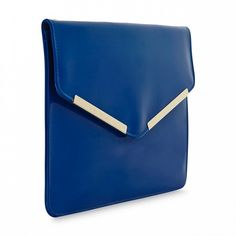 Affordable New Year's Eve accessories: Nicki Minaj faux patent clutch