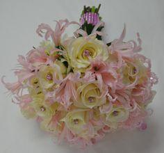 Bridal Bouquet for Bermuda Wedding Mag.