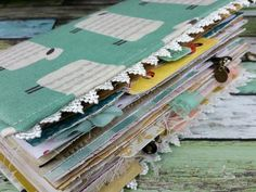 Junk journal newbies often express that they're overwhelmed when they first start out (which is how this junk journal site came to be, with the hope to
