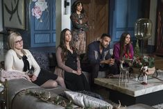 The Magicians Showrunners: Behind the Series Finale - As they cast their final spell Sera Gamble and John McNamara discuss what was and what might have been for Fillory and its inhabitants. The Magicians Syfy, Olivia Taylor Dudley, One Last Chance, James Bond Theme, Sean Maguire, What Might Have Been, Super Tuesday, William Shatner, Last Episode