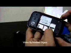 Samsung Galaxy Y Duos Lite GT S5302 Review