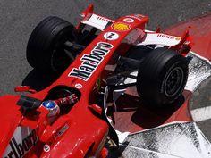 Rubens Barrichello, Ferrari F2005, 2005 Monaco GP