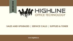 Highline Office Technology sell, lease, rent and service office equipment, including printers, MFDs, scanners, cross cut shredders and projectors. We supply toner and all makes of bulbs. We offer Managed Print Services and will ensure you have a GDPR compliant solution for your business/office.   We operate nationwide and deliver #ServiceExcellence. Office Equipment, Projectors, Printers, Printing Services, Bulbs, Technology, Business, Lightbulbs, Tech