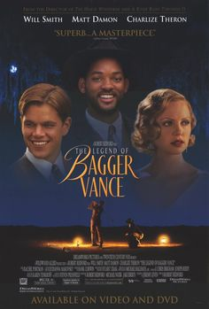 The Legend of Bagger Vance - Bagger: Well you lost your swing... We got to go find it... Now it's somewhere... in the harmony... of all that is... All that was... All that will be...  Bagger: Inside each and everyone of us is one true authentic swing. Something we was born with. Something is ours and ours alone. Something can't be taught to you or learned. Something got to be remembered.