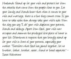Husbands stand up for your wife. I love this it is so beautiful and true. A man who truly loves his wife who always choose his wife. If you have a successful marriage it's because your husband has always had your back, oh boy am I blessed I absolutely lov Marriage Prayer, Save My Marriage, Marriage And Family, Marriage Life, Marriage Advice, Marriage Retreats, Broken Marriage, Mom Advice, Wife Quotes