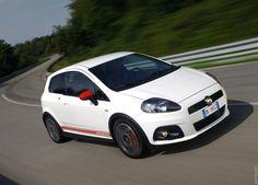 2008 Fiat Grande Punto Abarth