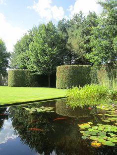 patrick verbruggen tuinarchitectuur / tuin, lille (architectuur: stijn peeters)