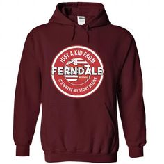 Ferndale - Its where my story begins! - #adidas sweatshirt #white sweater. GET IT => https://www.sunfrog.com/No-Category/Ferndale--Its-where-my-story-begins-Maroon-66780014-Hoodie.html?68278