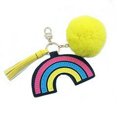 Handmade Tassels Rainbow Key Chains Bag's Charms Women's ... https://www.amazon.com/dp/B01M0ZSCYU/ref=cm_sw_r_pi_dp_x_VHJcyb1PGRG2N