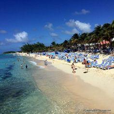Beach, Grand Turk Cruise Center, Grand Turk Island, Turks & Caicos