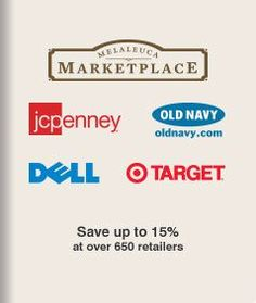 Retail Partners with Melaleuca. The Marketplace! We've leveraged the immense buying power of every Melaleuca customer to negotiate savings on products and services that you already use. Now we pass those savings on to you. HelloToYourGreenLife.com