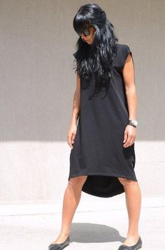 Черна рокля в макси размери Kotyto | Онлайн маркови дамски дрехи, мъжки дрехи и дамски обувки. Online магазин за маркови рокли, блузи, ризи.