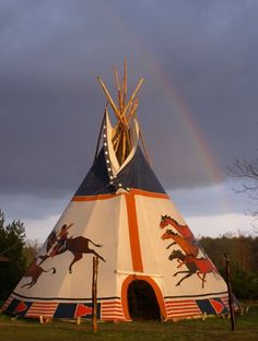 Hau Kola Tipi - Indian tents and Indian villages - in Poland no less? & teepee.jpg (250×321) | Teepees | Pinterest | Native americans ...