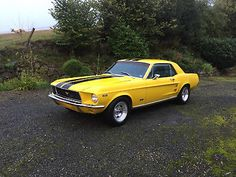 eBay: 1967 Ford Mustang fresh import running 351 Windsor 5.8 Muscle Car 72,703 miles #fordmustang #ford