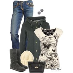 Ready for a Flight, created by taliormade on Polyvore