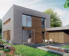 plat dak huis - Google zoeken:
