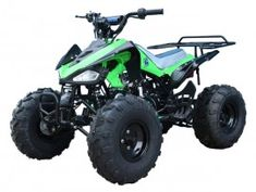Arlington Powersports offers a large selection of affordable high-quality ATVs, scooters, & go karts. Buy the TaoTao ata 125 CHEETAH ATV online today. Four Wheelers For Kids, Four Wheelers For Sale, Atv Four Wheelers, 250cc Scooter, Gas Scooter, Quad, Dirt Bikes For Sale, Youth Atv, Kids Atv