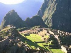 Enjoy the highlights of Peru as you travel to Cusco, Sacred Valley, Lake Titicaca, Machu Picchu & more! View this Peru vacation itinerary & request a quote! Machu Picchu, Inca Empire, Ancient Civilizations, South America, Latin America, Us Travel, Wonders Of The World, Places To See, Youtube