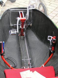 FREEMAN BIKES progressive triking