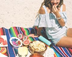 Long weekends are for picnics friends and celebration