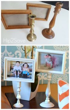 Easy Pedestal Fotorahmen Craft - DIY Projects to Sell Dollar Tree Decor, Dollar Tree Crafts, Dollar Tree Plates, Dollar Tree Centerpieces, Home Crafts, Diy Home Decor, Diy And Crafts, Diy Projects To Try, Craft Projects