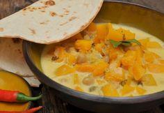Sütőtökös curry recept képpel. Hozzávalók és az elkészítés részletes leírása. A sütőtökös curry elkészítési ideje: 65 perc