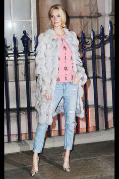 Love this look Erdem blouse