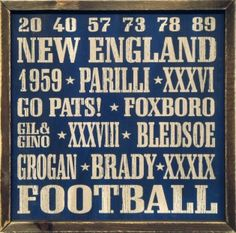 Perfect for your #Patriots fan.
