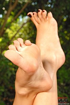 Pretty Hands, Pretty Toes, Beautiful Toes, Feet Nails, Sexy Toes, Female Feet, Perfect World, Women's Feet, Arches