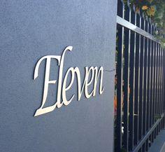 Modern house signs australia