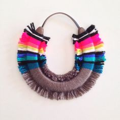 Hey, I found this really awesome Etsy listing at https://www.etsy.com/listing/198351259/serape-style-double-fringe-lucky-yarn