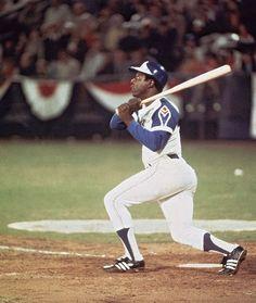 Hank Aaron's 715th Home Run April 8, 1974