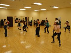Fit Fusion at the Benderson Building!