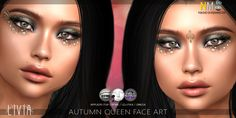 Autumn Queen Face Art Group Gift Autumn Queen face art, free group gift from Livia for September 2017. As this month is ending this gift [...]